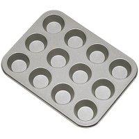 ベイクウェアー ミニマフィンパンケーキ型 12ヶ付