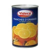 オレンジスライス皮付 410g