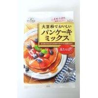 ダイズラボ 大豆粉でおいしいパンケーキミックス 250g